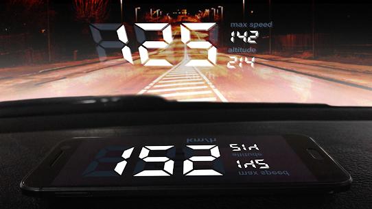 Speedometer HUD 1