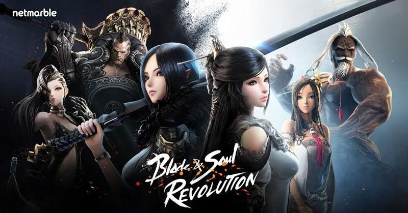 Blade & Soul Revolution เปิดลงทะเบียน