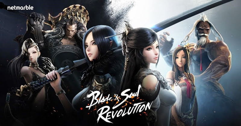 Blade & Soul Revolution เข้าไทย ! เตรียม เปิดลงทะเบียน 24 มีนาคม 2020