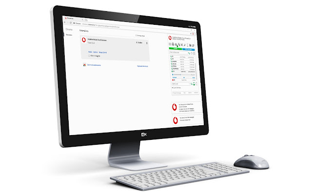 Vodafone Relate Cloud Extension
