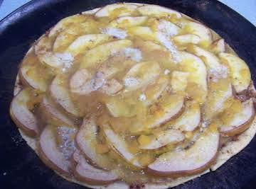 Easy Pear Tart