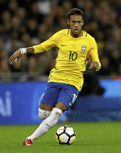 Talismanic striker: Brazilians are worried about Neymar's readiness for the World Cup, hoping he can help erase memories of their disastrous tournament four years ago. Picture: REUTERS