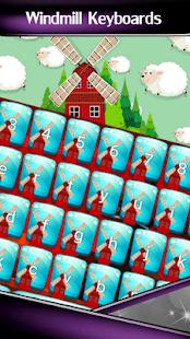 Windmill Keyboards - náhled