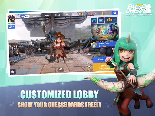 Auto Chess screenshots 3