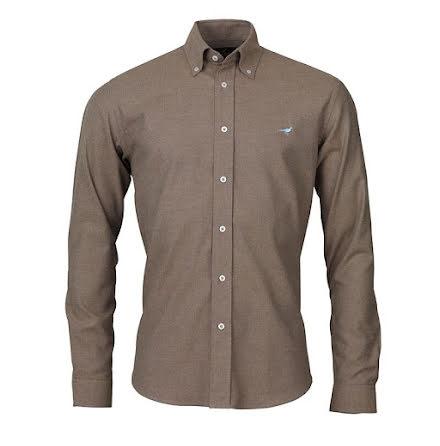 Laksen Augustin Shirt Hazel