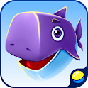 Kids game - Ocean bubbles pop icon