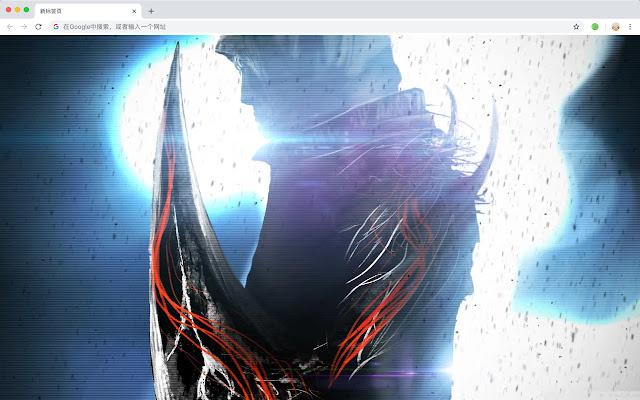 Prototype Popular game New tab HD Themes