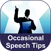 Occasion Speech Tips