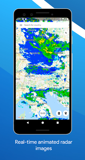 Rain Radar 10.0.56 screenshots 1