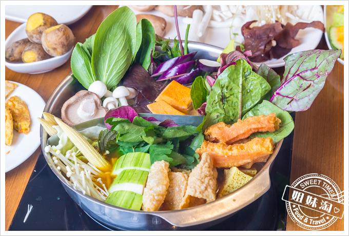 上竹林食草館養生汆燙鍋-火鍋