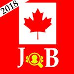Canada jobs 2018 Icon