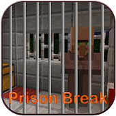 Prison Break Map for Minecraft