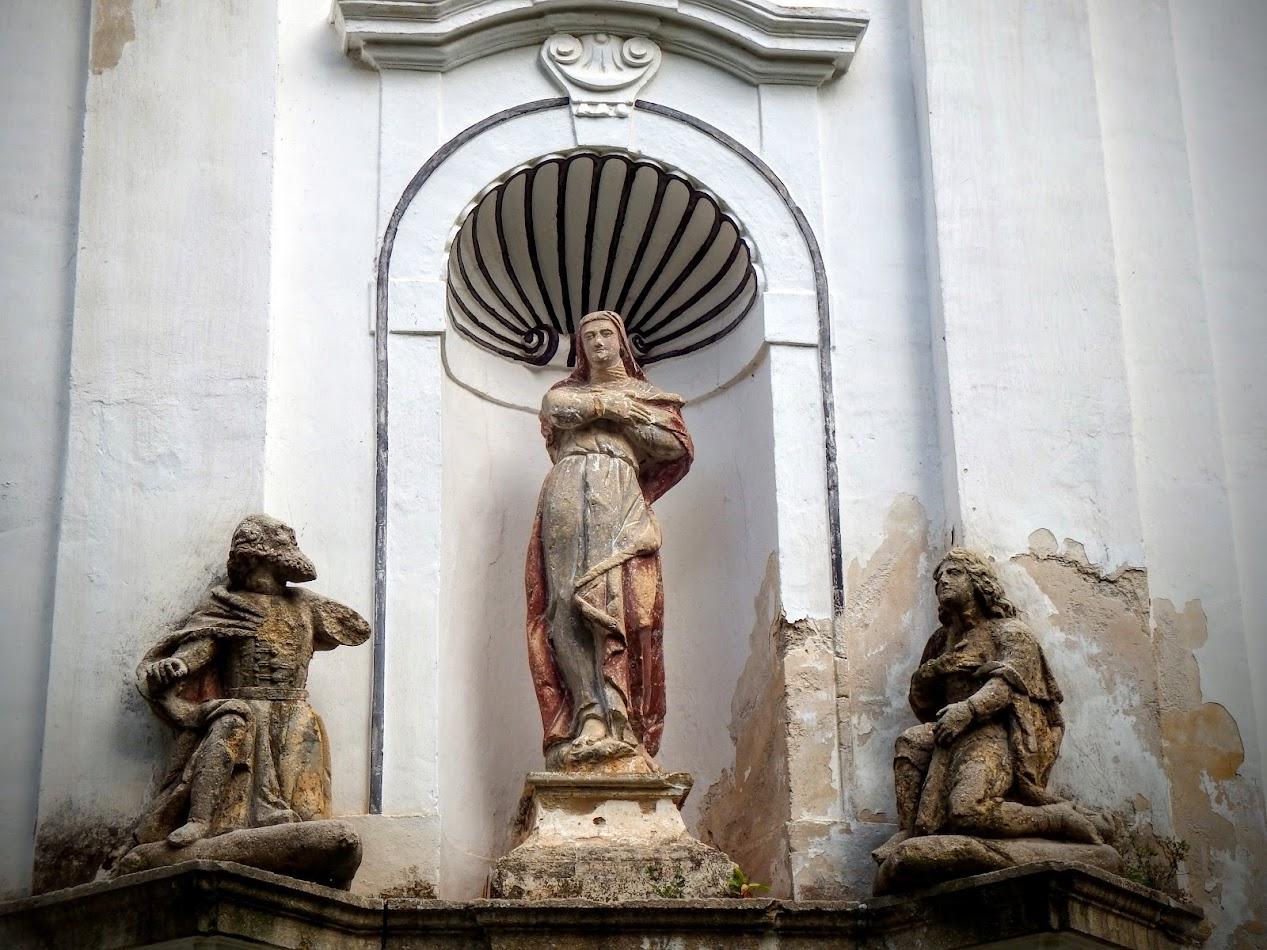 Nagyvázsony - Szent István rk. templom