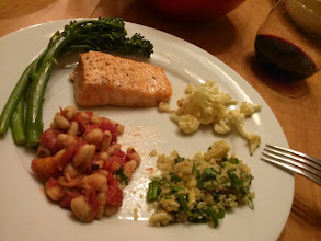 Photo: Healthy Dinner by Eva