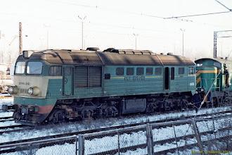 Photo: ST44-1110 {Toruń Kluczyki; 2003-02-01}