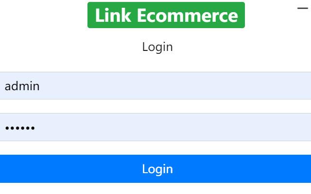 Link Ecommerce
