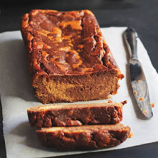 Chocolate Paleo Pumpkin Bread.
