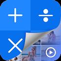 Hide Photos & Videos - Calculator Photo Vault icon