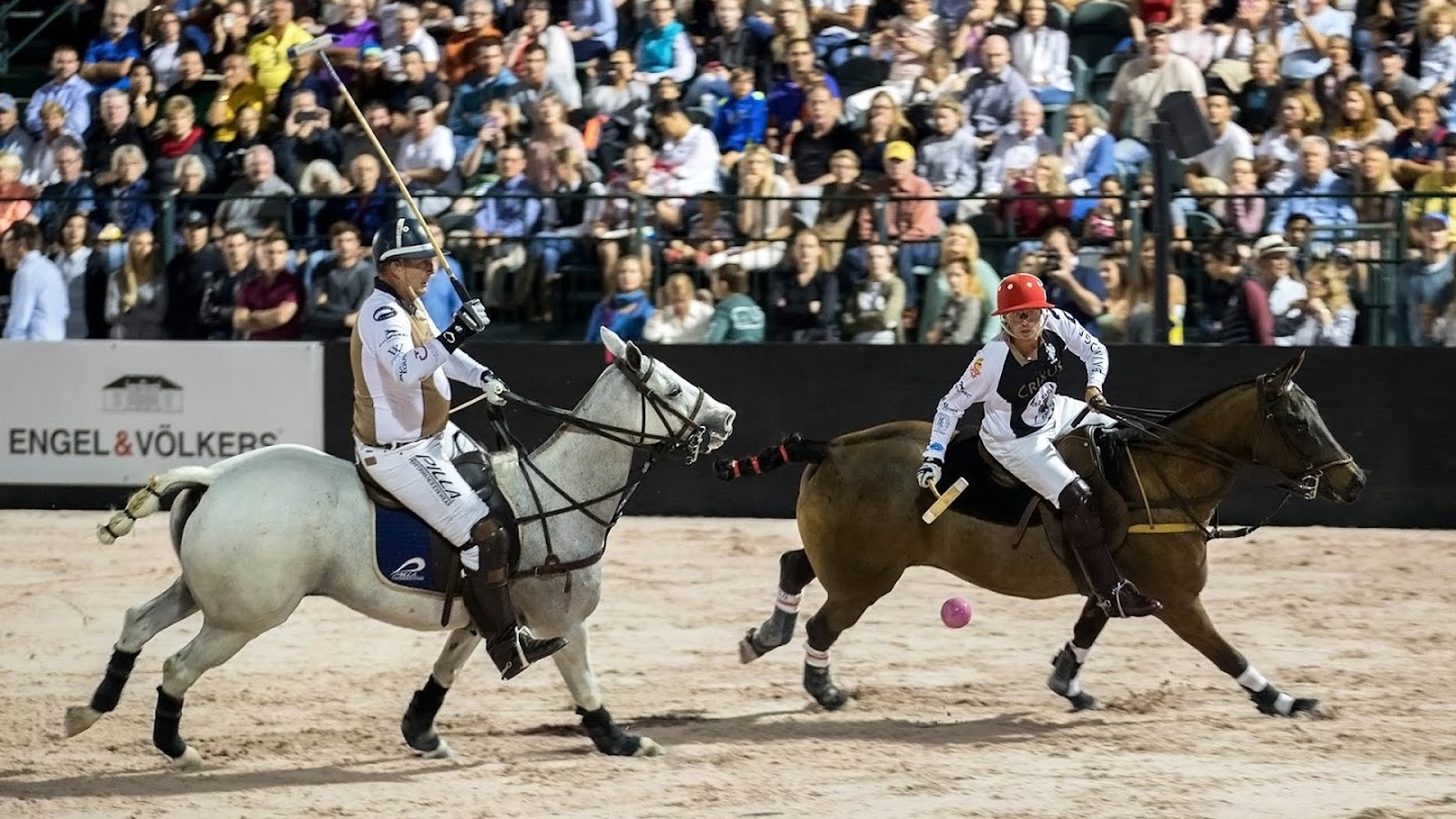 Watch Gladiator Polo live