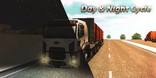 Truck Simulator : Europe 1 screenshots 3