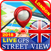 London Street View Live, GPS Navigation Directions