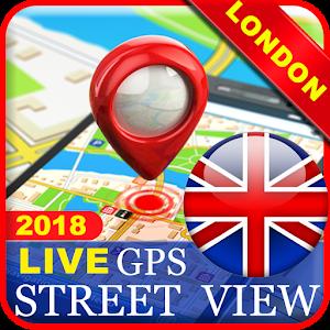 London Street View Live, GPS Navigation Directions