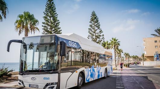 Alsa realizará una prueba piloto con un autobús eléctrico en una línea urbana