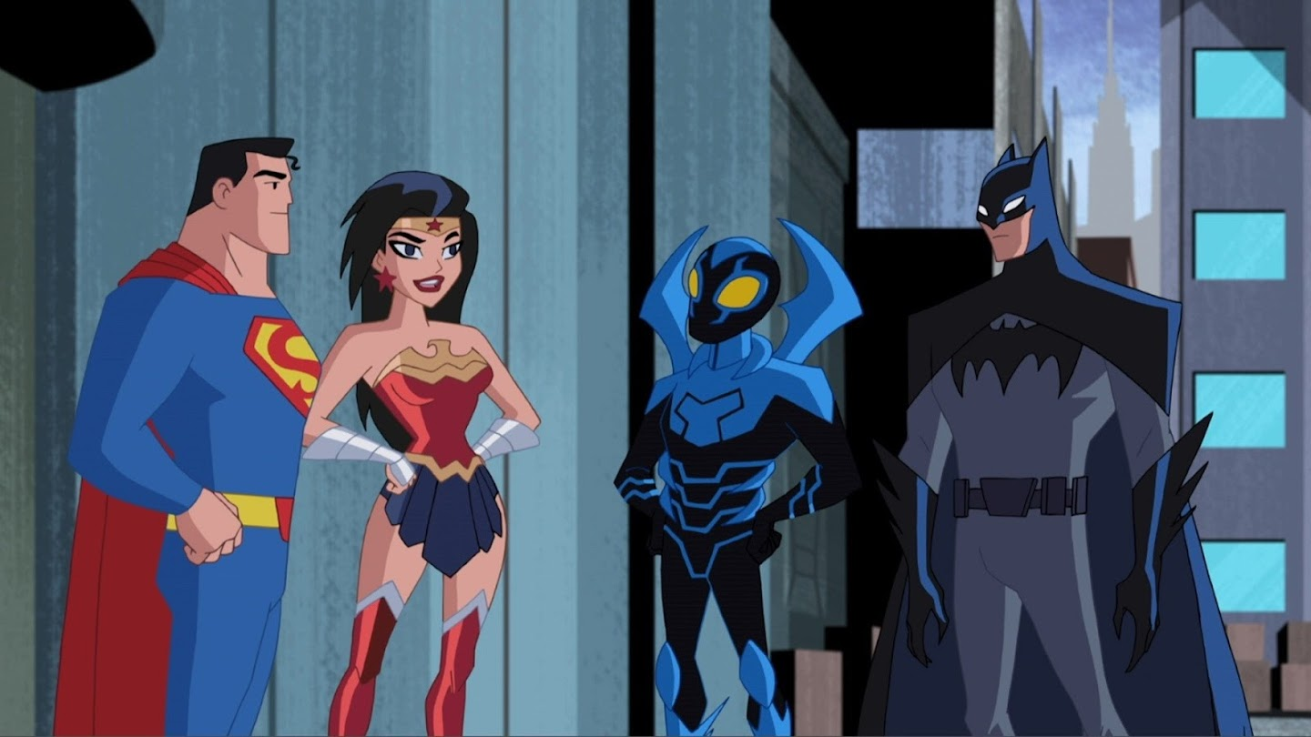 Watch Justice League Action: Shorts live