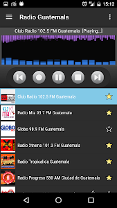 RADIO GUATEMALA screenshot 1