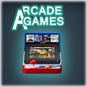 Arcade games : King of emulators icon