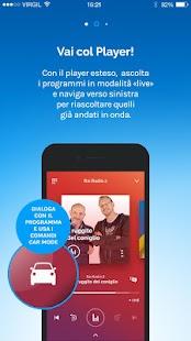 RaiPlay Radio - náhled