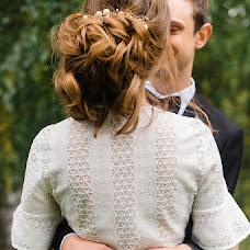 Wedding photographer Darya Potapova (potapova). Photo of 10.10.2017