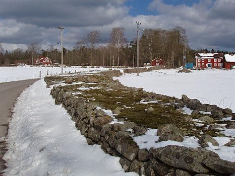 kiviaiad Gransjö lähedal