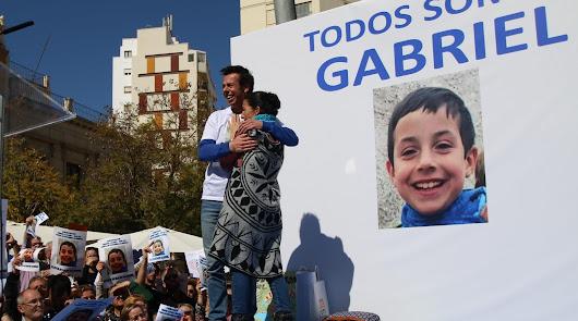 El crimen del niño Gabriel