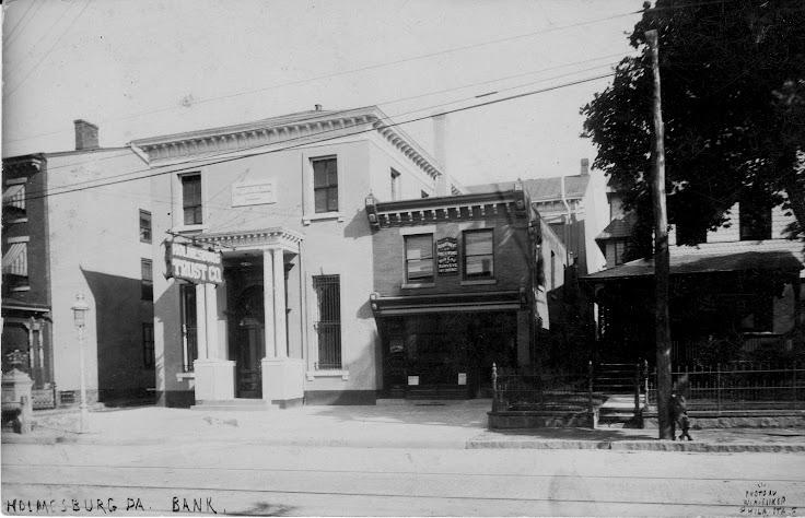 Historic image of Holmesburg's Athenaeum