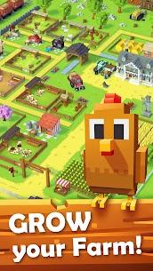 Blocky Farm MOD (Unlimited Money) 5