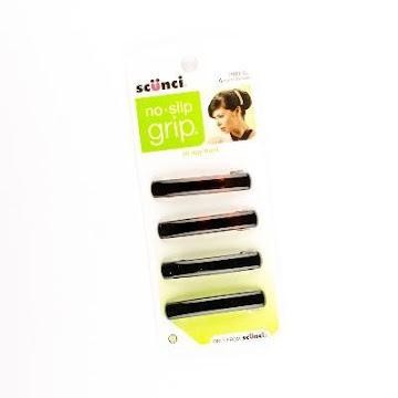 //Hebilla Scünci Hair   Accessories Presión X5.5Cm. X4Und.