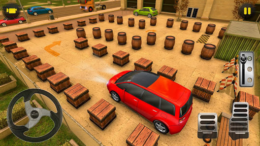 Modern Car Parking Simulator - Car Driving Games filehippodl screenshot 5