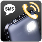 Flashlight Alert - Flash On Call , Notification