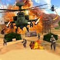 Gunship Helicopter Air War Strike icon