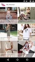 Screenshot of IPDA - My Korean Fashion Style