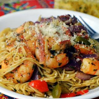 Simple Shrimp Scampi | 15 Minute Meals.