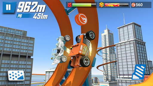Hot Wheels: Race Off  captures d'écran 2