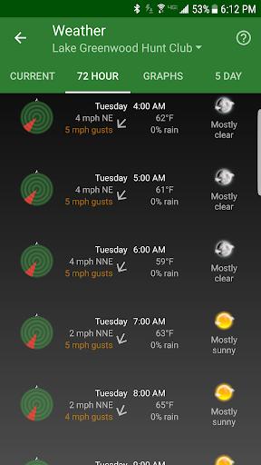 HuntStand 5.4 screenshots 8