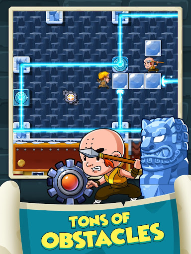 Diamond Quest: Don't Rush! screenshots 21