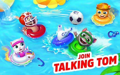 Talking Tom Pool - Puzzle Game for Android apk 8