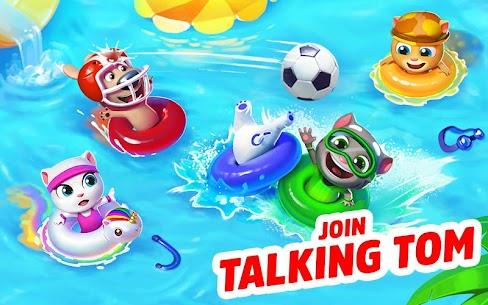 Talking Tom Pool – Puzzle Game 8