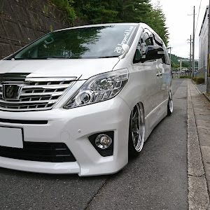 アルファード GGH20W S  23年式のカスタム事例画像 harukumaさんの2019年08月14日08:16の投稿