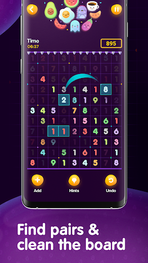 Numberzilla - Number Puzzle   Board Game 2.6.0.0 screenshots 3