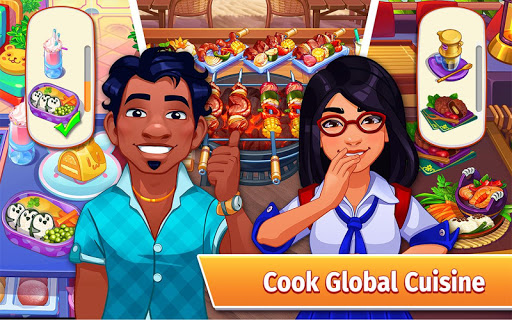 Cooking Craze: The Ultimate Restaurant Game android2mod screenshots 2